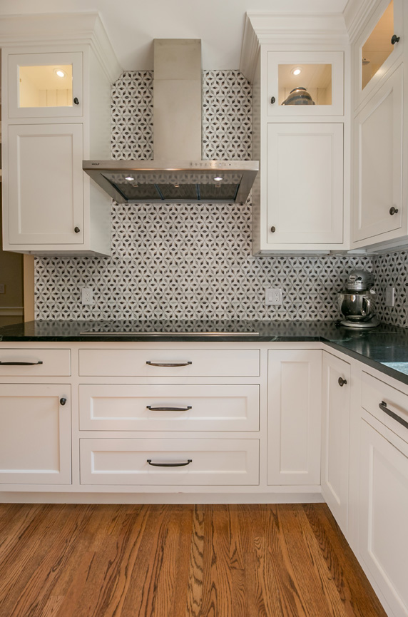 kitchen design trends Stone Impressions tile