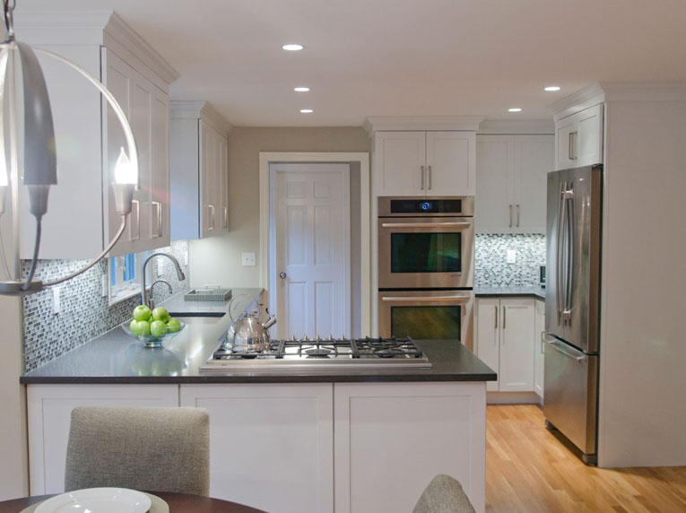 build and renovate kitchen space