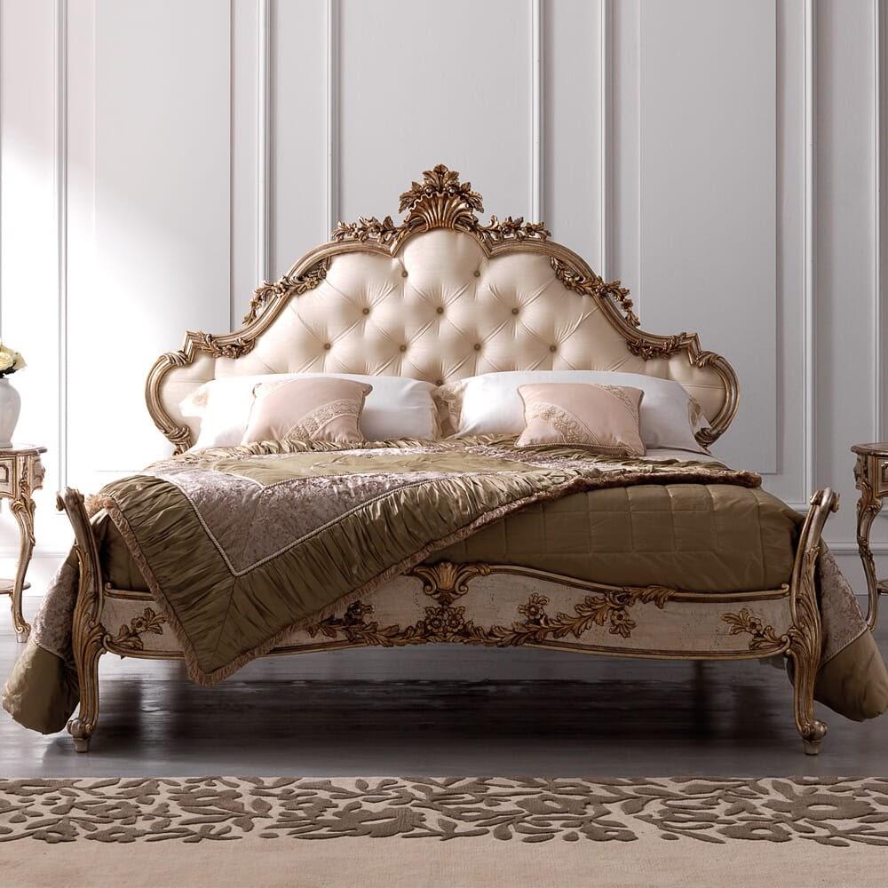 rococo bedroom